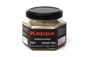 Kappa, Texturas 40g