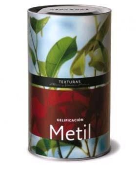 Methylzellulose, Metil, Texturas 300g