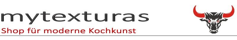 mytexturas Fachversand Molekularkueche-Logo