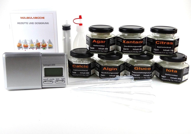 Maxi Set Molekulare Küche